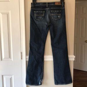 Express Jeans - Express X2-W1 Jeans Sz 2